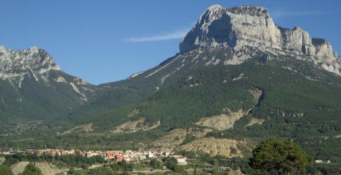 Situación - Localización - Cómo llegar a Laspuña - Pirineo Aragonés